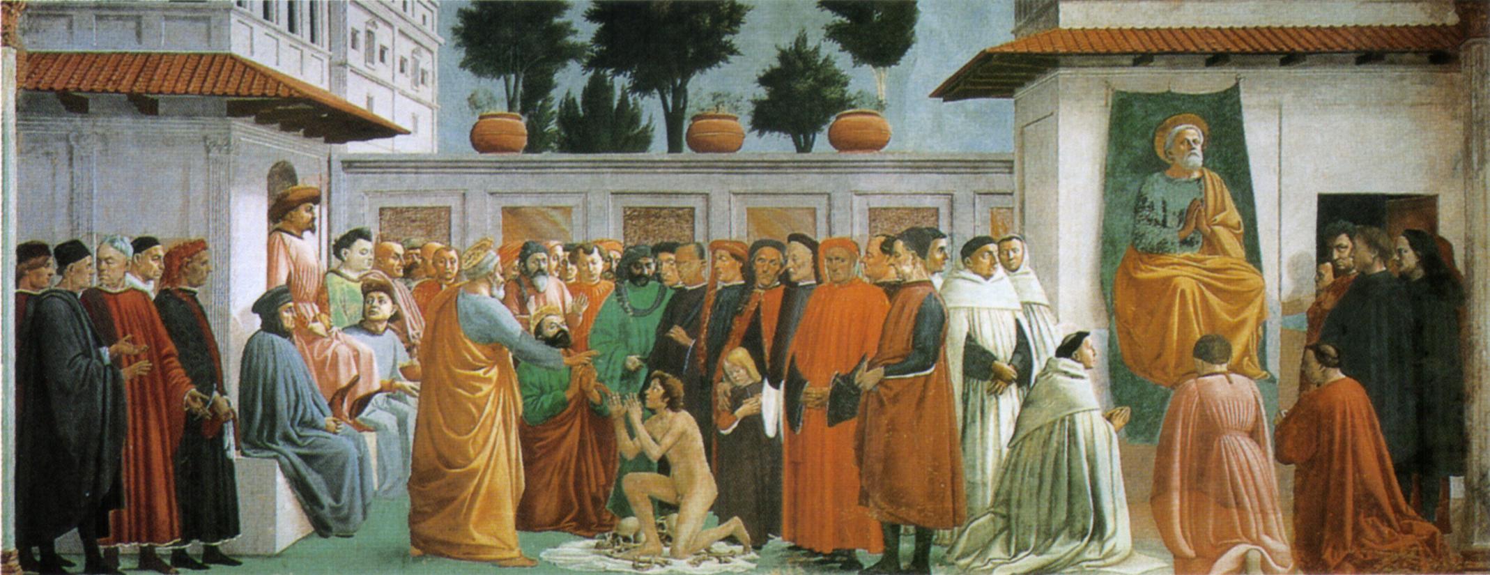 Masaccio  ASPASIA