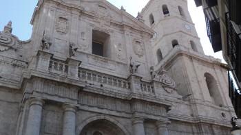 lavorare a Valladolid - Catedral de Nuestra Señora Asunción - aspassoperlaspagna.it