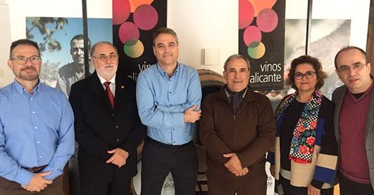 ASPA colaborará con el CRDOP Alicante y la UMH.