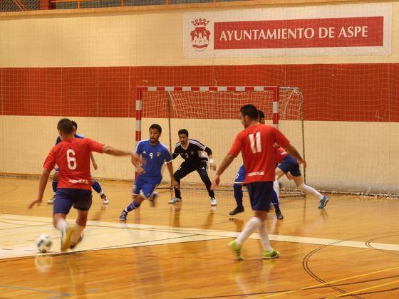 Fútbol Sala en el Pabellón