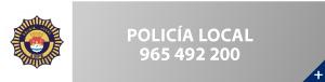 POLICÍA LOCAL ASPE