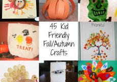 Fall Craft Banner