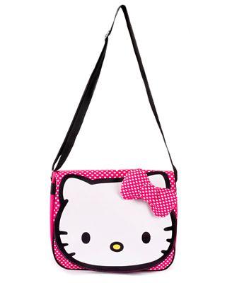 Hello Kitty Messenger Bag