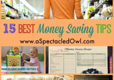 15 Best Money Saving Tips