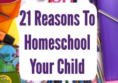 21 Reasons To Homeschool Your Child - Education can be a tricky subject to navigate, but these reasons to homeschool your child are a great example of the many benefits there are to homeschooling.