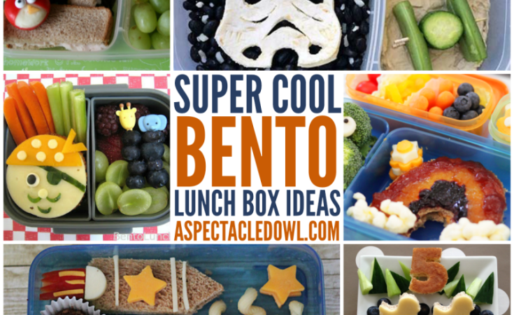 25 Back to School Bento Lunches