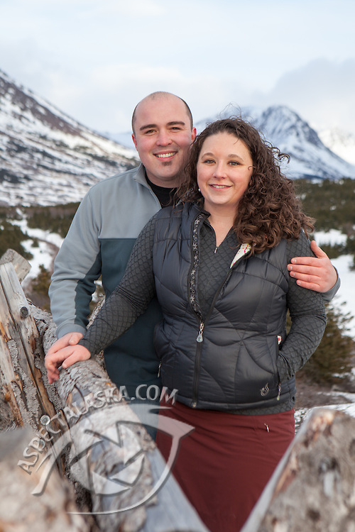 Anchorage Engagement Photography-43