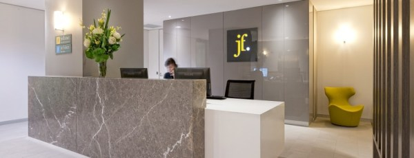 Stone Reception Desk Melbourne