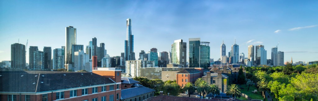 Right office space, Melbourne cbd, natural light