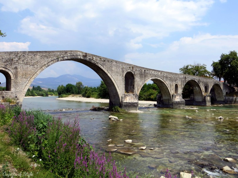 Arta's Bridge, Epirus, Greece