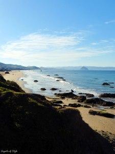 Cayucos Beach, CA