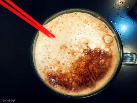 Brunch at cafe Golo