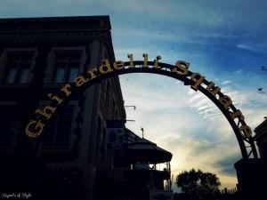 Ghirardelli Square, San Francisco
