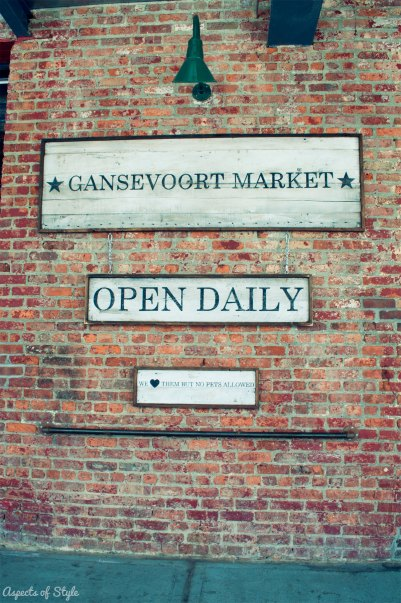 Gansevoort Market, New York City