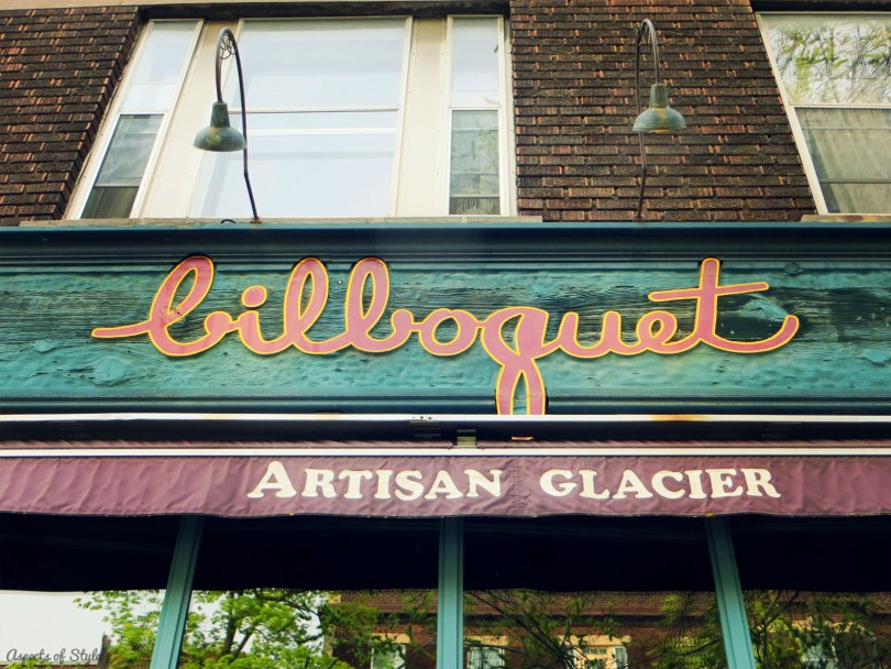 Bilboquet artisan ice cream, Montreal
