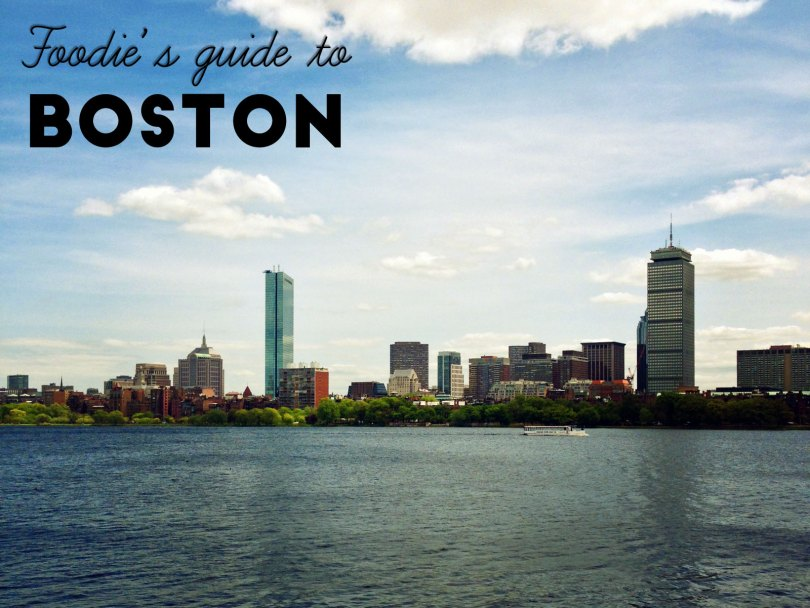 Foodie's Guide to Boston