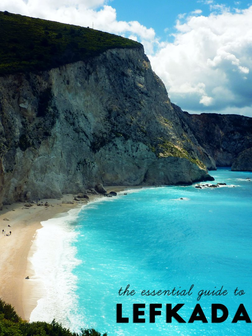 the essential guide to Lefkada
