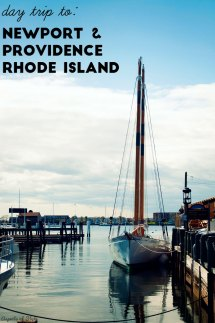 Day Trip Newport & Providence Ri