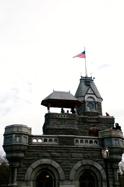 Belvedere Castle, Central Park, New York City