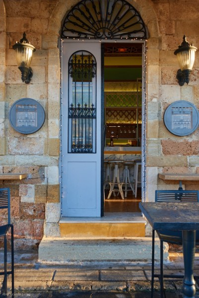 Pallas cafe/bar Chania