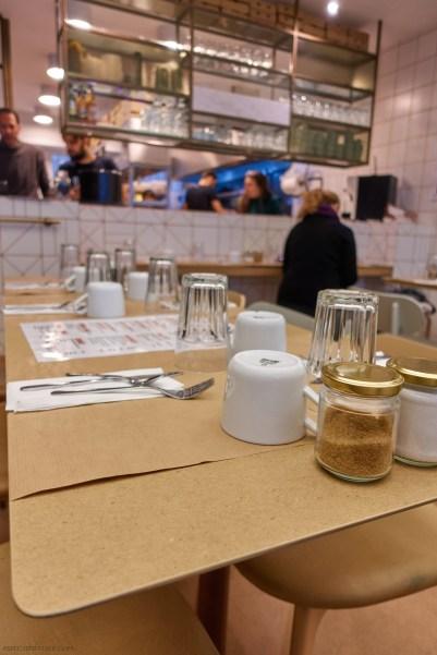 Brunch at New York Sandwiches