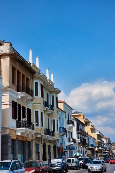 Gytheio, Mani, Peloponnese, Greece