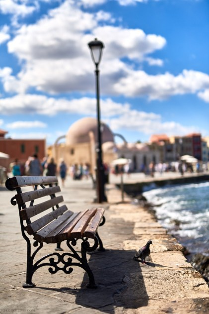 Chania old port, Crete