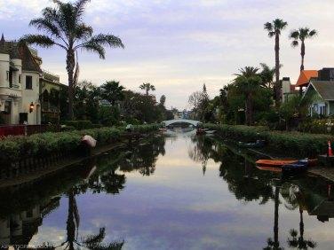 Venice Canals, California