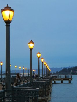 the Embarcadero San Francisco