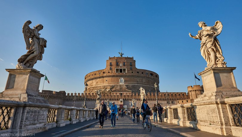 Castel Sant Angelo Bridge