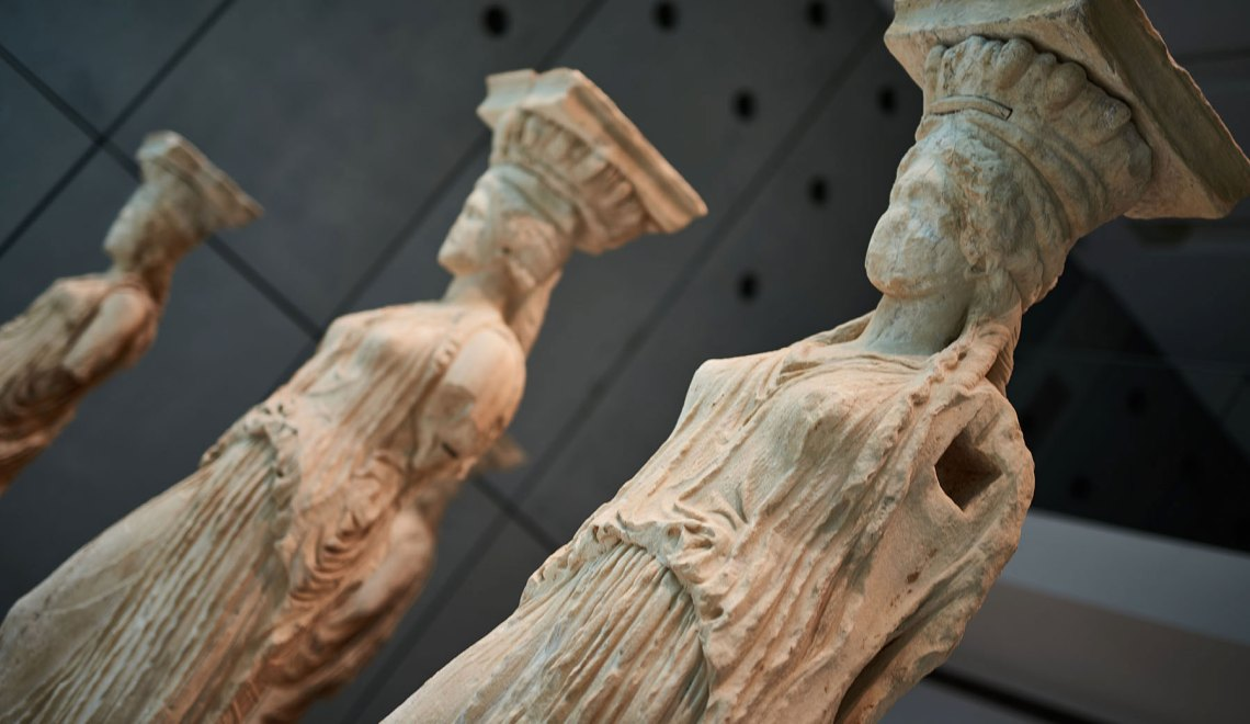 5 Must-Visit Museums in Athens