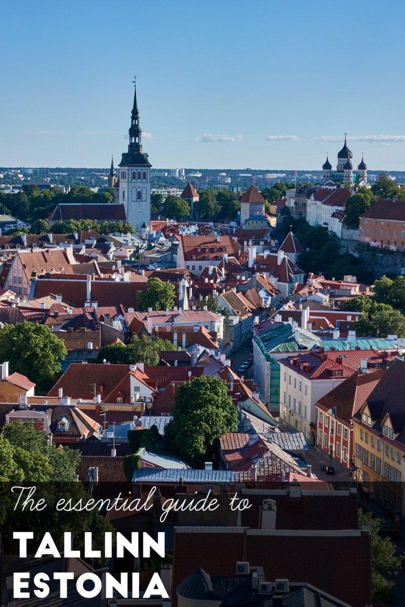 The essential guide to Tallinn, Estonia
