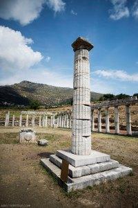 Ancient Messene, Messenia, Greece