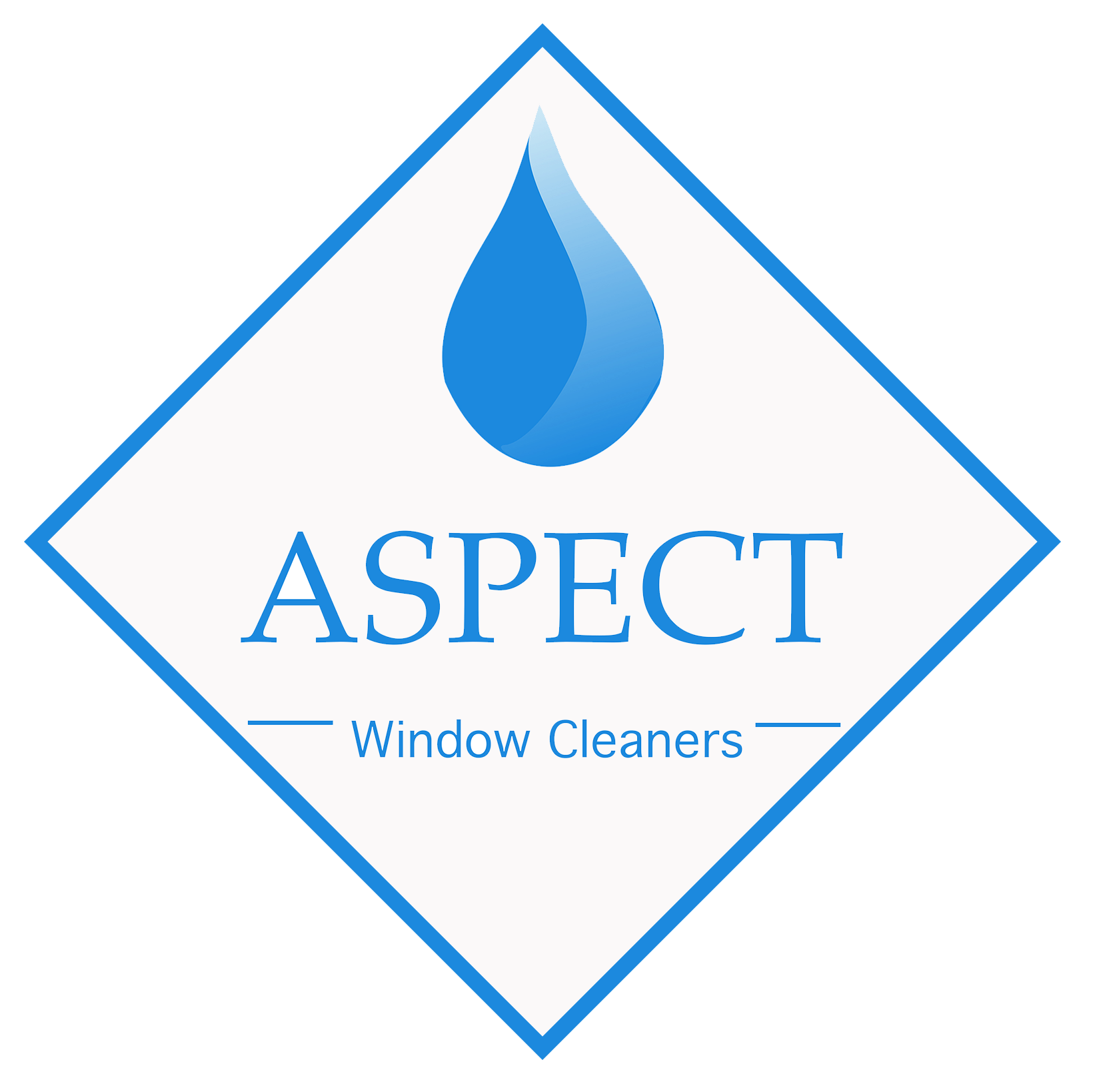 Aspect Window Cleaners Logo