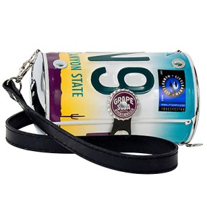 Arizona license plate purse