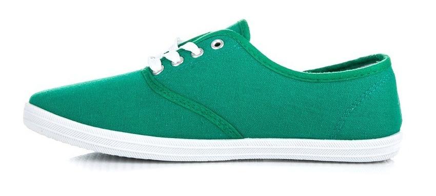 New Age CZ02 trampki damskie zielone