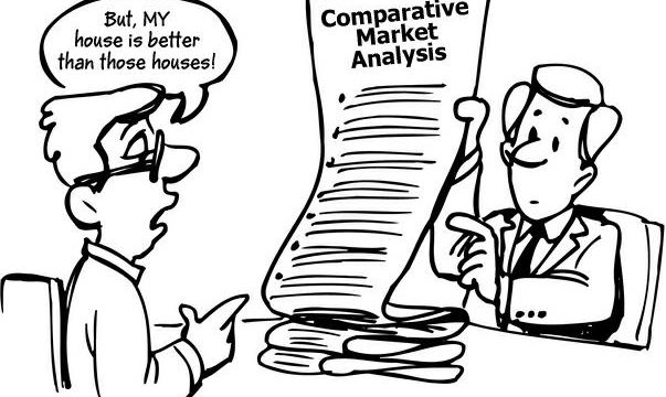 Comparative Market Analysis and why you really need an