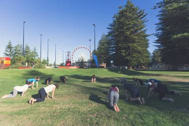 Fremantle Morning Class
