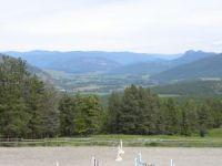 Main arena at Aspengrove Country Resort Vernon BC
