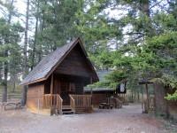 Cabin rentals at Aspengrove Country Resort