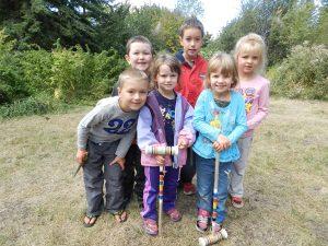 kids birthday parties at Aspengrove Country Resort