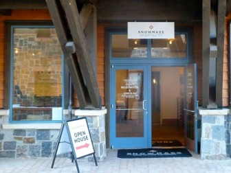 The receiver for Base Village, Destination Snowmass Services, has sued Snowmass Hospitality in an effort to collect $362,000 in back rent and fees for this space in Base Village.