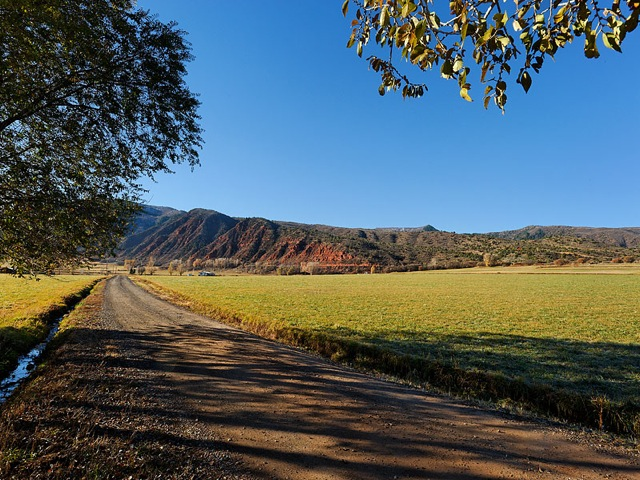 A portion of the 145-acre Saltonstall property in the mid-valley that has been purchased for open space purposes by Pitkin and Eagle county, the town of Basalt, Great Outdoors Colorado and the Mid Valley Trails Committee, for $5 million.