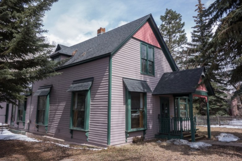 The Poppies building at 834 W. Hallam  was built in 1886 and sits on a 6,600-square-foot corner lot. It was a romantic restaurant. Will it now become part of a bunkhouse?