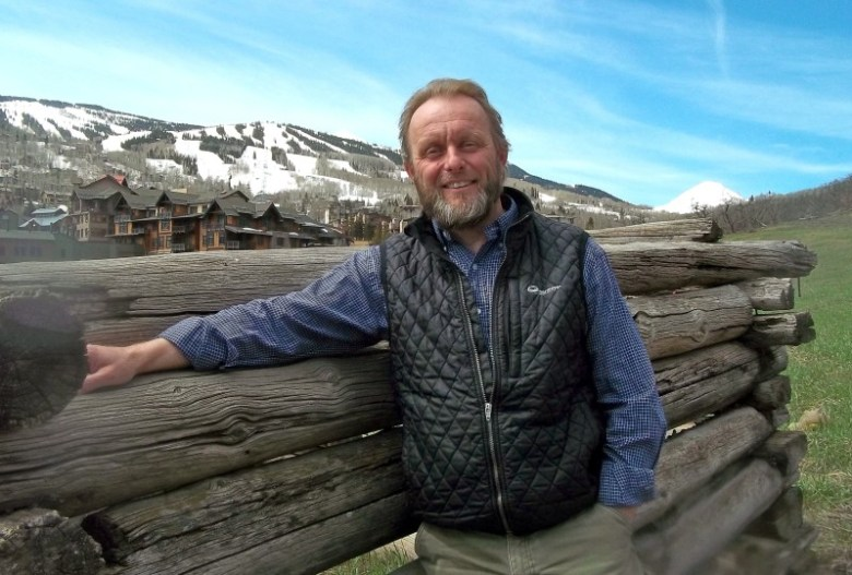 When Snowmass Village Town Councilman Chris Jacobson feels he's right, he won't back down. And that has made him controversial.