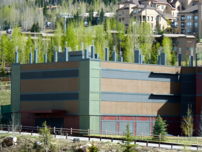 Once envisioned as a condo hotel, Base Village's Building 8 could be recast as timeshare units instead. On Tuesday, Related Colorado said companies including Wyndham and Marriott are interested in entering this market with fractional products.