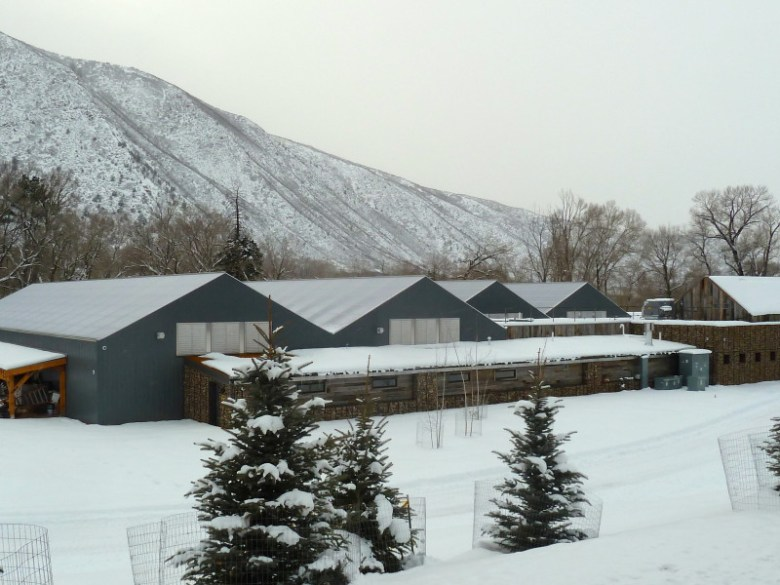 This indoor marijuana growing facility near Basalt is owned by Jordan Lewis, the owner of the Silverpeak marijuana store in Aspen and the principal in High Valley Farms LLC. High Valley Farms has applied for a new water right to irrigate 2,000 to 3,000 pot plants in the facility.