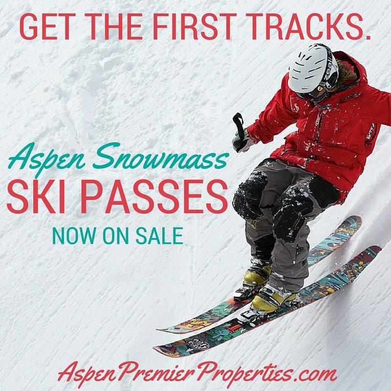Aspen Snowmass Ski Passes on Sale - Buy a Home in Aspen