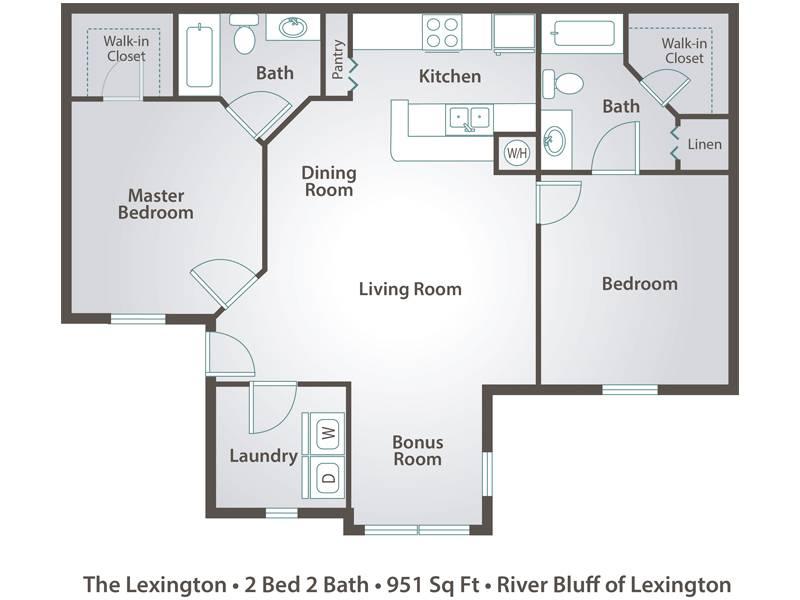 Apartment Floor Plans & Pricing