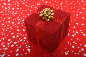 gift-box fundraiser